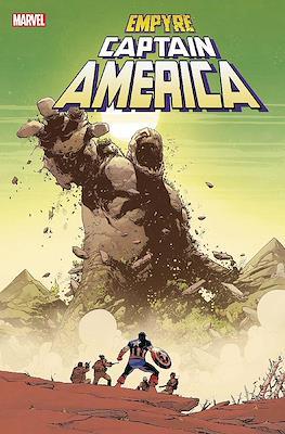 Empyre Captain America (Comic Book) #3