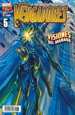 Los Vengadores Vol. 4 (2011-) (Grapa) #82