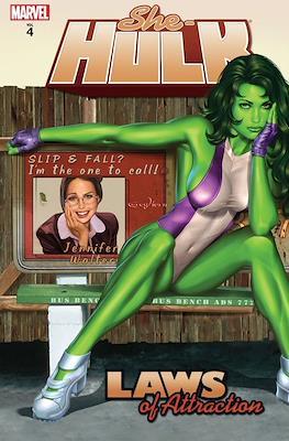 She-Hulk (2004-2009) (Trade paperback) #4