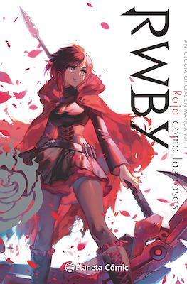 RWBY: Antología oficial en manga (Rústica) #1
