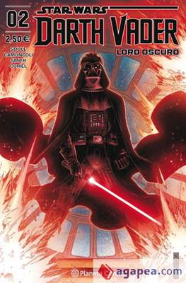 Star Wars: Darth Vader. Lord Oscuro (Grapa 40 pp) #2