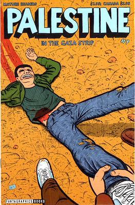 Palestine (Comic Book) #7