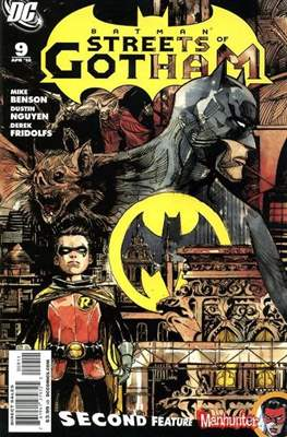 Batman: Streets of Gotham (2009-2011 Saddle-stitched) #9