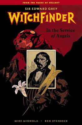 Witchfinder (Softcover) #1