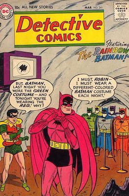 Detective Comics Vol. 1 (1937-2011; 2016-) (Comic Book) #241