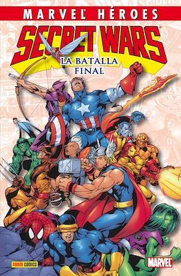 Marvel Héroes (Cartoné) #12
