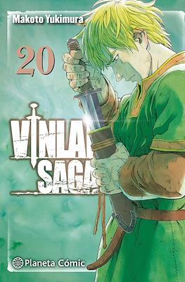 Vinland Saga (Rústica con sobrecubierta) #20
