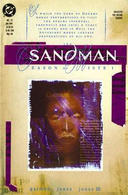 The Sandman (1989-1996) (Comic Book) #22