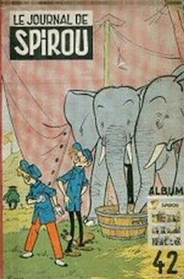 Spirou. Recueil du journal #42