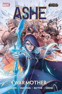 League of Legends : Ashe - Warmother (Cartoné) #1