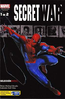Selección Marvel (Rústica) #3
