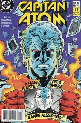 Capitán Atom (1990-1991) #13