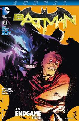 Batman Vol. 2 Annual (2011-2015) #3