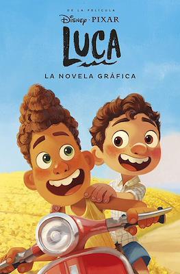 Luca. La novela gráfica
