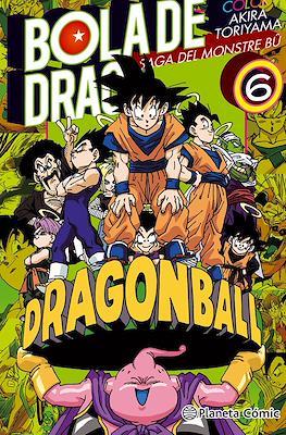 Bola de Drac Color: Saga del Monstre Bû (Rústica) #6