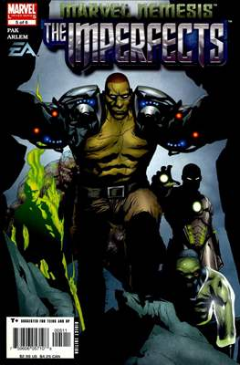 Marvel Nemesis: The Imperfects (Grapa) #5
