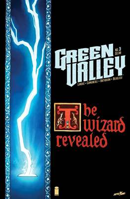 Green Valley (Comic Book) #3