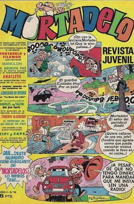 Mortadelo (1970) (Grapa) #28