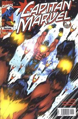 Capitán Marvel Vol. 1 (2000-2002) (Grapa 28-44 pp) #21
