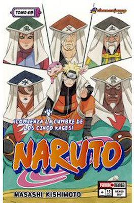 Naruto (Rústica) #49