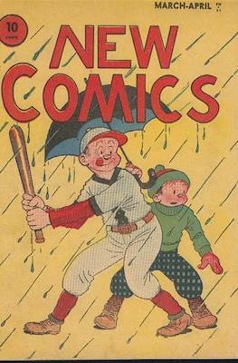 New Comics / New Adventure Comics / Adventure Comics (1935-1983 ; 2009-2011) #4