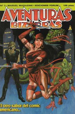 Aventuras Bizarras (1983-1985) (Grapa 72 pp) #3