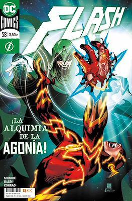 Flash. Nuevo Universo DC / Renacimiento (Rústica - Grapa) #72/58