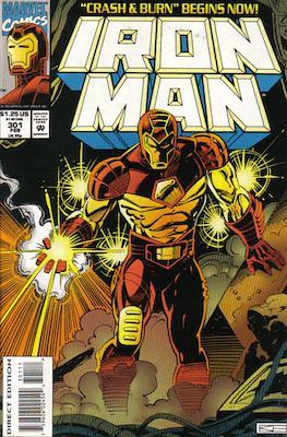 Iron Man Vol. 1 (1968-1996) (Comic book) #301