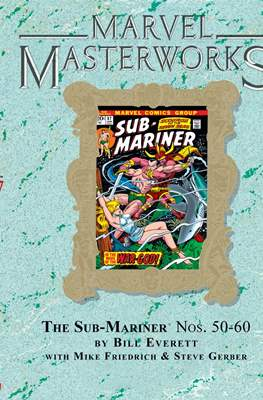 Marvel Masterworks (Hardcover) #227