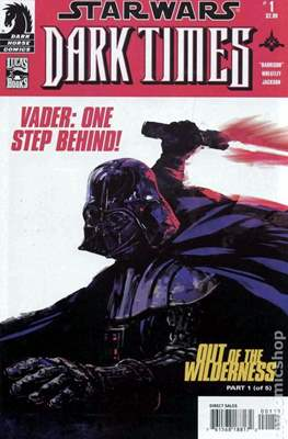 Star Wars - Dark Times: Out of the Wilderness (2011-2012) (Comic Book) #1