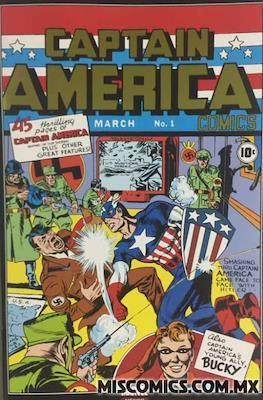 Marvel Clásicos #7