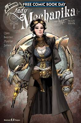 Lady Mechanika. Free Comic Book Day 2018