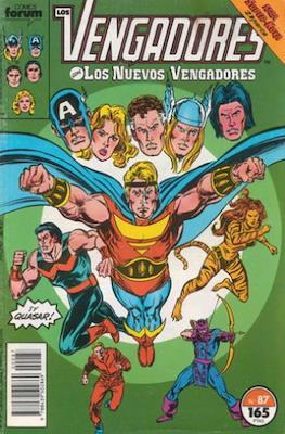 Los Vengadores Vol. 1 (1983-1994) (Grapa) #87