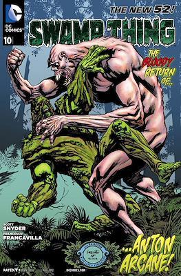 Swamp Thing Vol. 5 (2011-2015) #10