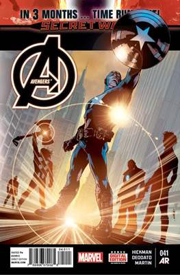 Avengers Vol. 5 (2013-2015) (Comic Book) #41