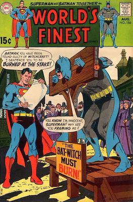 World's Finest Comics (1941-1986) (Grapa) #186