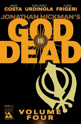 God is Dead (Softcover) #4