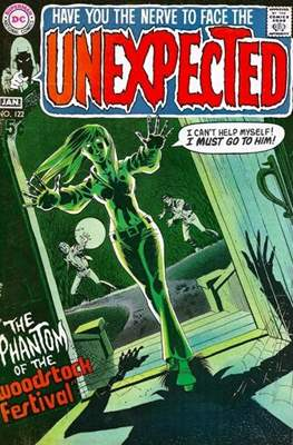 The Unexpected (Comic Book) #122