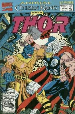 The Mighty Thor Annual (1966-1994) (Comic Book) #17