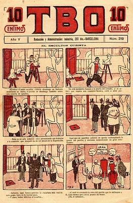 TBO (1917-1938) (Cuaderno) #219