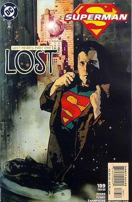 Superman Vol. 2 (1987-2006) (Comic Book) #189
