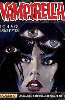 Vampirella Archives (Hardcover) #15