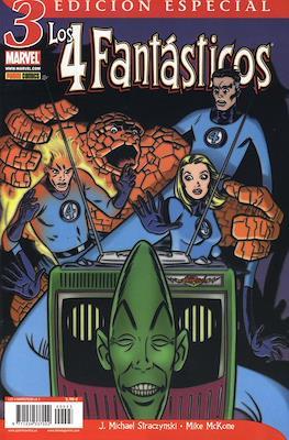 Los 4 Fantásticos Vol. 6. (2006-2007) Edición Especial #3