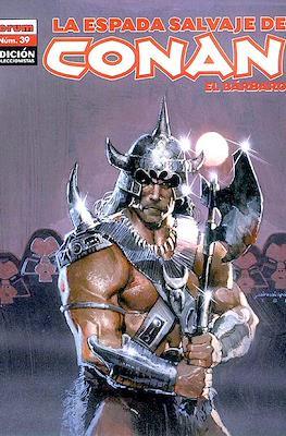 La Espada Salvaje de Conan el Bárbaro. Edición coleccionistas (Rústica. 64 páginas. B/N. (2005-2008).) #39