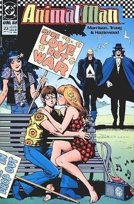 Animal Man (1988-1995) (Comic Book) #23