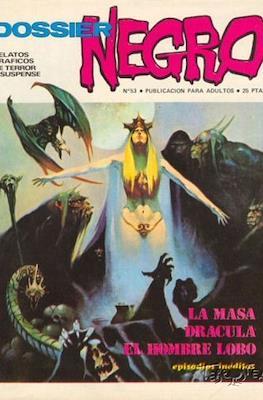 Dossier Negro (Rústica y grapa [1968 - 1988]) #53