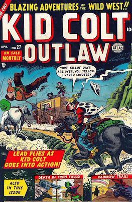 Kid Colt Outlaw Vol 1 #27