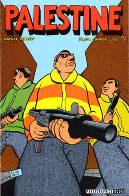 Palestine (Comic Book) #2