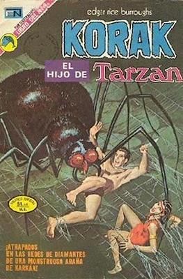 Korak, el hijo de Tarzán (Grapa 36 pp) #13