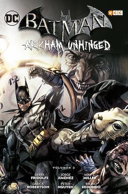 Batman: Arkham Unhinged (Rústica, 160-168 pp) #2